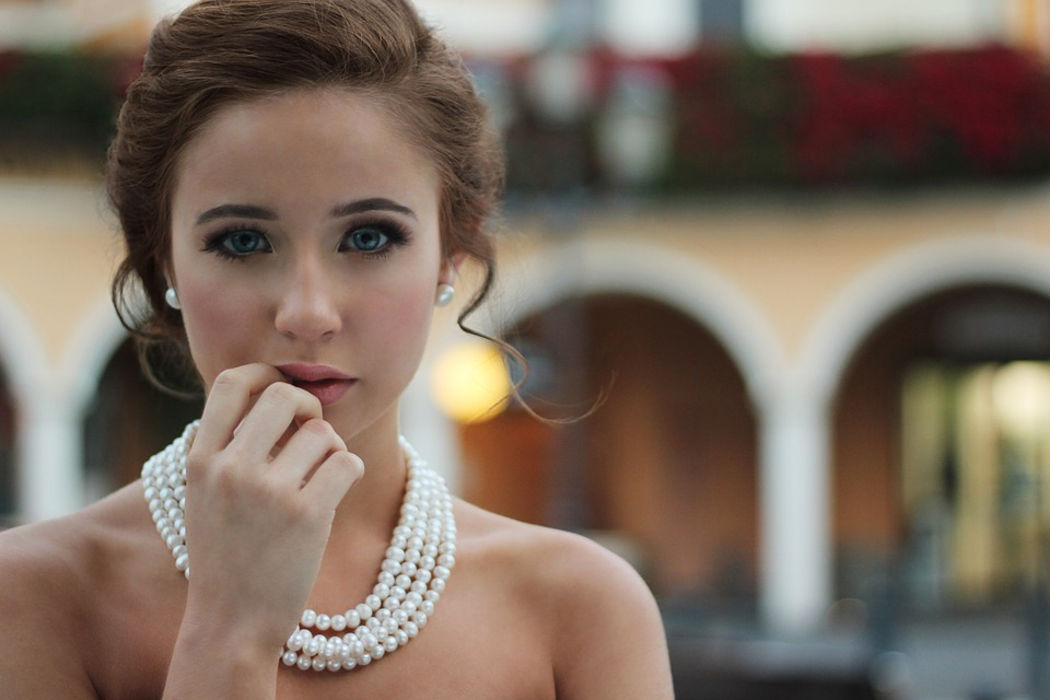 simple statement jewelry pearls for batmitzfa in delray beach